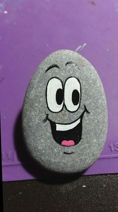 15 Fantastic DIY Easy Rock Painting Ideas For Inspiration - Bemalte Steine - Kids Pebble Painting, Pebble Art, Stone Painting, Diy Painting, China Painting, Painted Rock Animals, Painted Rocks Craft, Hand Painted Rocks, Painted Stones