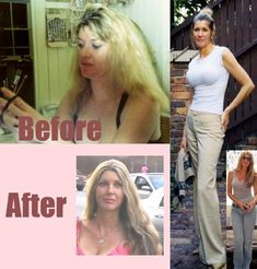 Raw Vegan Transformation :: Cleo, Before Raw Diet at 27 and After Raw Diet at 51! :: The Garden Diet
