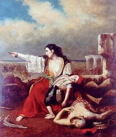ΜΥΘΙΚΗ ΑΝΑΖΗΤΗΣΗ: Οι άγνωστες μάχες των Ελληνίδων του 1821