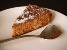 Feijoa Coconut Cake (gluten, grain, dairy and refined sugar free) Fejoa Recipes, Almond Recipes, Fruit Recipes, Sweet Recipes, Real Food Recipes, Baking Recipes, Recipies, Healthy Recipes, Cream Recipes