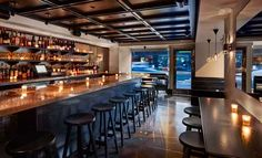 #abar, the new sibling to a.kitchen at AKA Rittenhouse Square is a refined- yet unpretentious #bar focusing on superb #wines, craft #beers and #cocktails. #stayaka