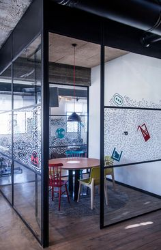 CLIENT: Apester and CoCyclesSIZE: 500sqmYEAR: 2015LOCATION: Soncino Street 3, Tel Aviv-Yafo, IsraelPHOTOGRAPHY: Yoav Gurin Roy David Studio was commissioned by hi-tech companies Apester and CoCyles to design a 500 sqm unconventional office space in …