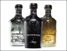 Peligroso (Dangerous) Tequila #tequila #latinculture #mexicanfood