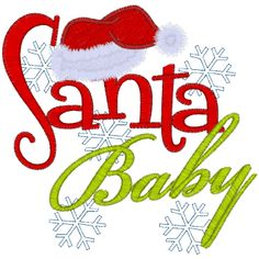 Santa Baby Theme. This is my first choice for the party themes ...