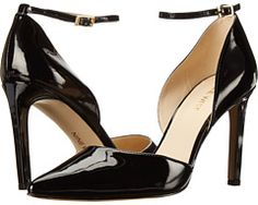these black pumps would look great with suit for work