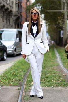 Retour sur leurs plus beaux looks des rédactrices mode durant la Fashion Week italienne #streetstyle, #MFW #fashionweek