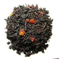Peach Vanilla Tea – Full Leaf Tea Company New Release! Enjoy our exquisite new black tea blend with peach and vanilla!  You will get that amazing peach flavor that is perfectly smoothed out with vanilla.  Ingredients: Black tea, peach pieces, and vanilla beans with peach and vanilla flavor. #peachtea