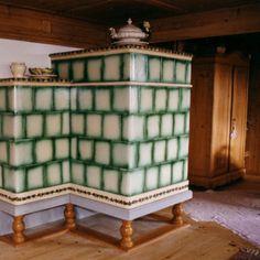 ceramic stove kachelofen