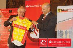 Volta a Portugal 2016: Santander Totta é o novo Patrocinador Principal