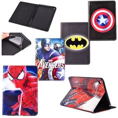 Superhero Style Leather Case For iPad Mini 4 //Price: $13.99 & FREE Shipping //     #case.deals#iphone case#smartphone cases