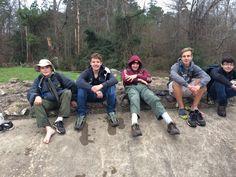 20 Miler with T159 Senior Scouts - http://adaptiman.com/hiking/20-miler-with-t159-senior-scouts/