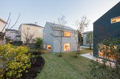 Gallery of House in Kamakura Zaimokuza / Naoya Kawabe Architect & Associates - 4