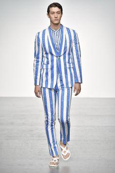 Songzio Spring/Summer 2018 Menswear