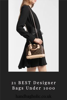 Discover the 21 BEST designer bags UNDER £1,000 in my latest video and blog review. Shop the bags and watch the video to find the perfect designer handbag for you. #DesignerBags #DesignerBagsUnder1000 #DesignerHandbags Buy Louis Vuitton, Louis Vuitton Handbags, Louis Vuitton Speedy Bag, Givenchy Handbags, Saint Laurent Handbags, Best Designer Bags, Stella Mccartney Falabella, Gucci Soho Disco