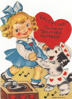 ♥♥♥* Free paper dolls at Arielle Gabriel's The International Papef Doll Society and The China Adventures of Arielle Gabriel the huge China travel site by Arielle Gabriel * Valentine Images, My Funny Valentine, Valentines Art, Vintage Valentine Cards, Vintage Greeting Cards, Vintage Holiday, Valentine Day Cards, Vintage Postcards, Happy Valentines Day