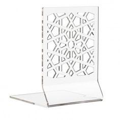 10 Xl Negro Acrílico Plástico Acrílico Libro Placa tienda minorista Display Stand soporte