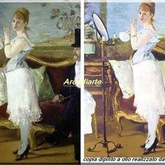 falsi d\'autore, riproduzione di quadri, quadri, dipinti, copie ...