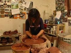 Clay Play: Jody Greenman-Barber