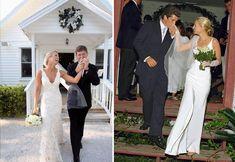 Carolyn Bessette Google Image Result for http://apaperproposal.com/images/real_weddings/jfk-comparison.jpg