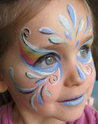 Concours de maquillage : les photos des enfants maquillés (1)
