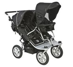 we have this triple stroller, and it rocks my socks! anyone in need of a good triple stroller go for this one! its the Valco Tri Mode with the extra add on toddler seat brandy1421