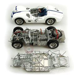 """Maserati Type 61 """"Birdcage"""""""