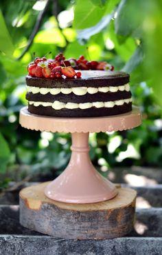 Naan, Cake Cookies, Baking, Sweet, Recipes, Cakes, Lemon, Candy, Cake Makers