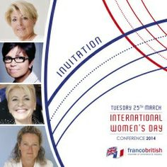 Don't miss out on @Franco Breciano British International Women's Day 25th March