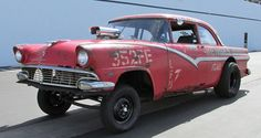 Ford Gasser Drag Car Pictures - Car Canyon