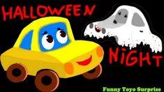 Halloween Night Cartoon Movie Cars Scary Song