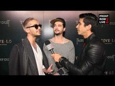 Tokio Hotel Talk New Album at Tove Lo's Hollywood Premiere for 'Fairy Dust'