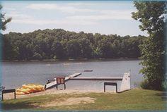 Camp Cedar Point  - lake