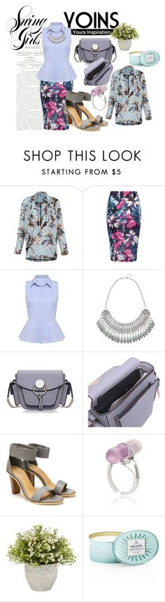 """""""Spring With Yoins"""" by nina2809-x ❤ liked on Polyvore featuring Improvements, Voluspa and yoins"""
