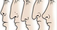 There is a close relationship between your nose shape and your personality. A study of someone's nose is believed to tell a lot about what kind of a person o Greek Nose, Straight Nose, Face Reading, Nose Shapes, Shape Of You, Coincidences, Figure Drawing, Nasa