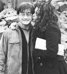 Harry + Bellatrix