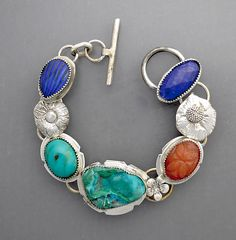 Color Wheel with a Drusy