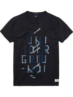 8dc6d2de20 Camiseta de jersey con motivo gráfico Tee Design