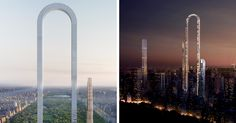 Incredible U-Shaped Skyscraper In New York Is Unveiled And It's Beyond Our Imagination | Bored Panda