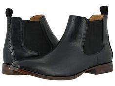 Choosing Running Shoes, How To Stretch Shoes, Shoe Wardrobe, Black Chelsea Boots, Johnston Murphy, Shoe Size Conversion, Shoe Size Chart, Buy Shoes, Black Shoes