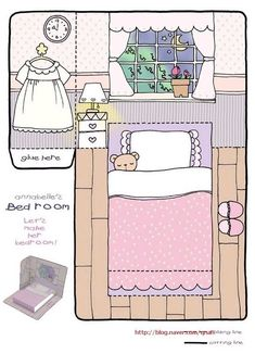 Paper Dolls Printable Printable Box Paper Doll House Paper Houses Paper Paper Toys Kirigami Fun Crafts To Do Crafts For Kids Paper Doll House, Paper Houses, Diy Paper, Paper Art, Paper Crafts, Art For Kids, Crafts For Kids, Paper Dolls Clothing, Paper Furniture