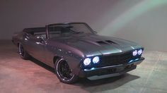 1969 Chevrolet Chevelle Twin-Turbo 540 Big-Block V8 Full Custom
