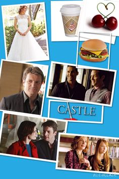 Castle!!!! Caskket!!! Ryan and Esposito!! Martha and Alexis