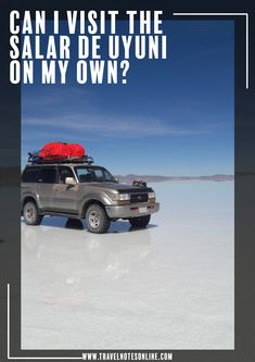 A lot of people have asked us if it's possible to visit the Uyuni Salt Flats without a tour. Find out the answer here. #Bolivia #backpacking #southamerica #travellingonabudget #sustainability What To Pack, Bolivia, South America, Backpacking, Sustainability, Salt, People, Backpacker, Salts