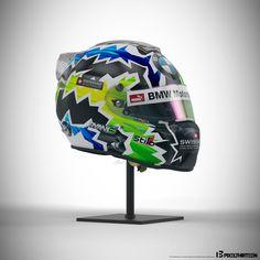 Stilo ST4F 'The Lion' Custom Helmet Design