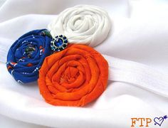 Florida Gator Headband Florida Gators by FancyTwirlsandPearls, $9.00