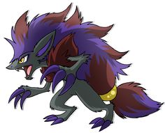 by SoftMonKeychains on DeviantArt Pokemon Zoroark, Pokemon Fusion, Cute Pokemon, Pokemon Team, Pokemon Official, Pokemon Collection, Names Of Artists, My Doodle, Wonders Of The World