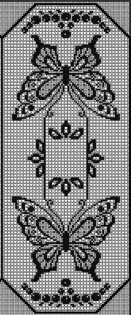 ideas for crochet doilies table runner lace Crochet Table Runner Pattern, Crochet Doily Patterns, Crochet Motif, Crochet Designs, Crochet Doilies, Filet Crochet, Crochet Chart, Thread Crochet, Crochet Stitches