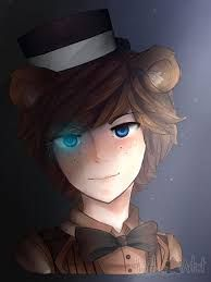 Freddy fazbear dating a hot human girl