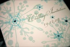 45 Best Winter Wedding Invitations Images Invites Wedding