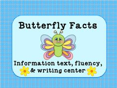 2nd and 5th grade teachers:  Are you studying butterflies? (priced)